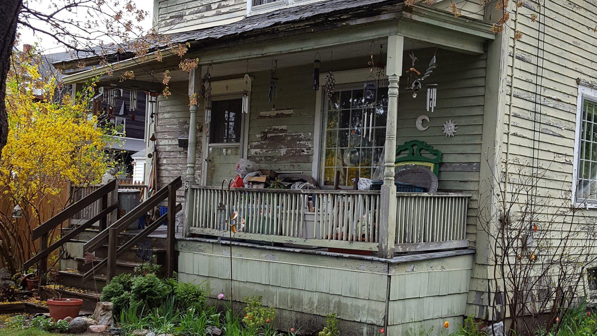 Porch Problems